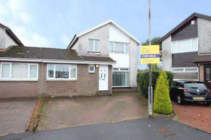 4 Bedrooms Semi Detached House for sale in Blenheim Court, Carluke