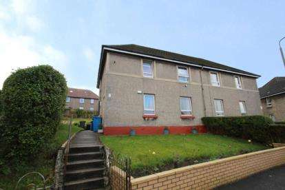 2 Bedrooms Flat for sale in Carnock Crescent, Barrhead