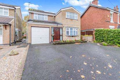 4 Bedrooms Detached House for sale in Moorway Lane, Littleover, Derby, Derbyshire