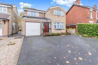 4 Bedrooms Detached House for sale in Moorway Lane, Littleover, Derby, Derbyshire