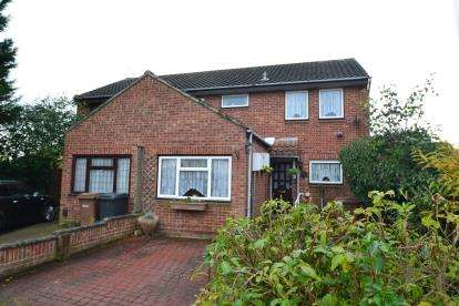 4 Bedrooms Semi Detached House for sale in Chelmer Village, Chelmsford, Essex