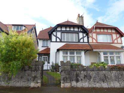 5 Bedrooms Semi Detached House for sale in Great Ormes Road, Llandudno, Conwy, LL30