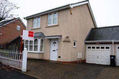 3 Bedrooms Detached House for sale in Ack Lane West, Cheadle Hulme, Cheadle, Greater Manchester