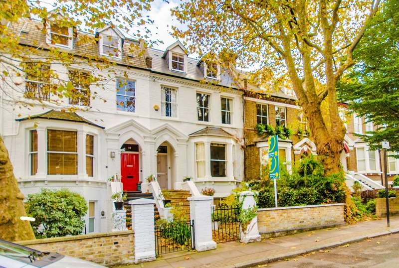 5 Bedrooms House for sale in Hartham Road, Islington, N7
