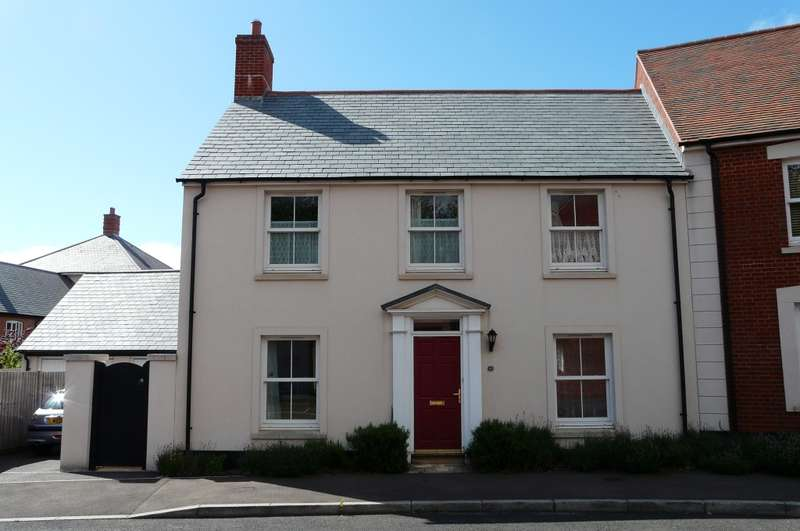 4 Bedrooms Semi Detached House for rent in Masterson Street, Exeter