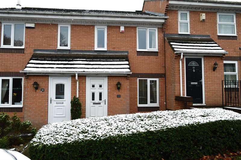 2 Bedrooms Terraced House for sale in Connaught Fold, Woodland Glade, Huddersfield, HD2 1RB