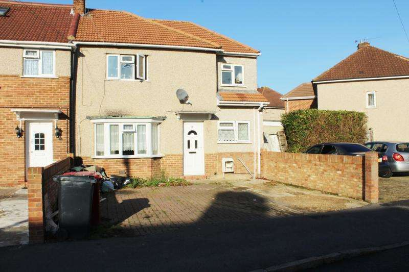 5 Bedrooms End Of Terrace House for sale in Court Crescent