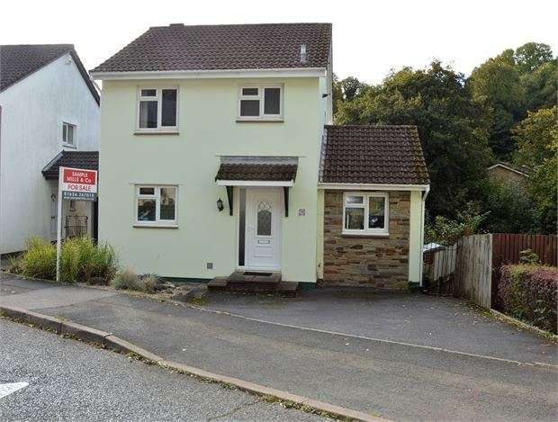3 Bedrooms Detached House for sale in Barton Drive, Bradley Vale, Newton Abbot, Devon. TQ12 1YU