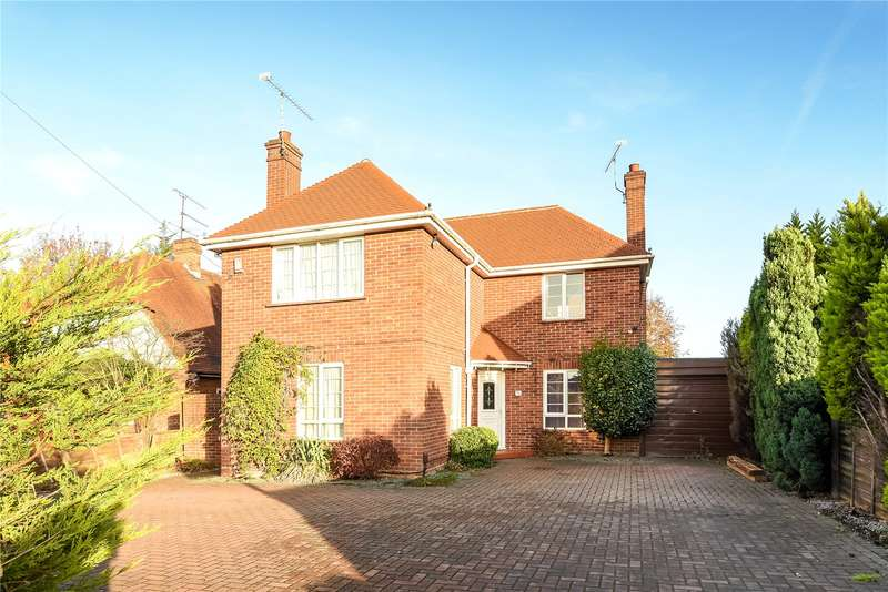 4 Bedrooms Detached House for rent in Church Road, Earley, Reading, Berkshire, RG6