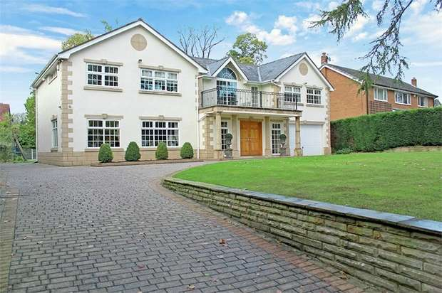 5 Bedrooms Detached House for sale in Park Avenue, Hale, Altrincham, Cheshire