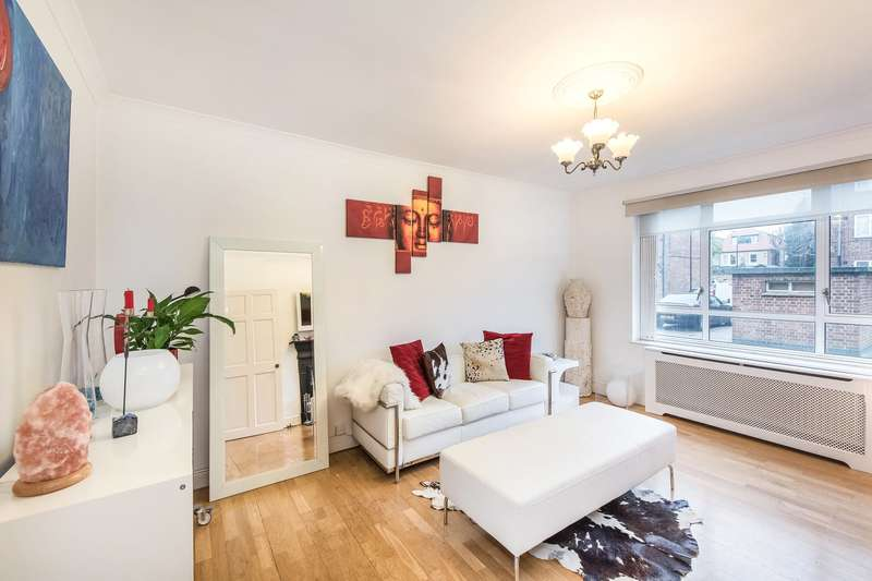 1 Bedroom Flat for sale in Esmond Road, London, W4