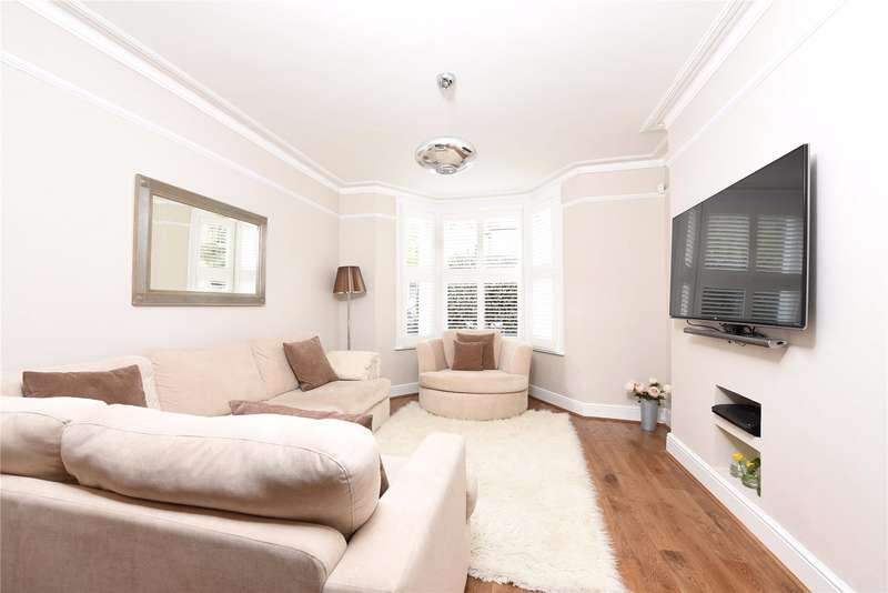 3 Bedrooms Semi Detached House for sale in Clonmore Street, London, SW18