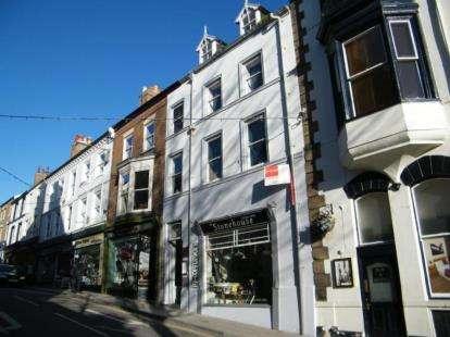 3 Bedrooms Maisonette Flat for sale in Skinner Street, Whitby, North Yorkshire