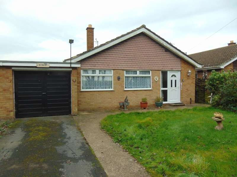 2 Bedrooms Bungalow for sale in Horseshoe Terrace, Wisbech, cambs, PE13 1PY
