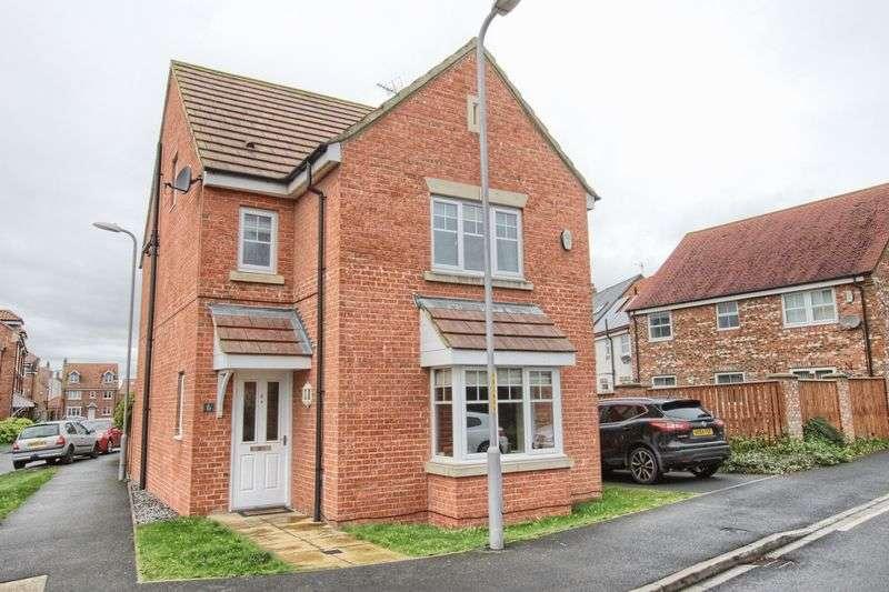 4 Bedrooms Detached House for sale in Rockbourne Way, Ingleby Barwick