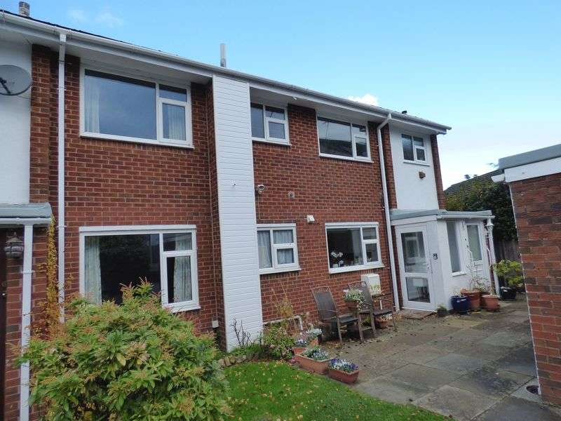 2 Bedrooms Flat for sale in 8 Douglas House, Parc Hen Blas Estate, Llanfairfechan LL33 0RW