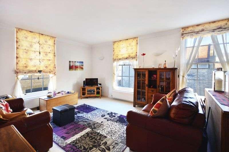 2 Bedrooms Flat for sale in Poundbury, Dorchester, DT1