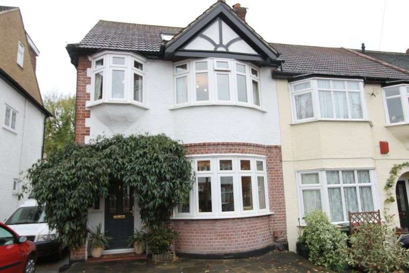 4 Bedrooms Terraced House for sale in Stoughton Avenue, Sutton