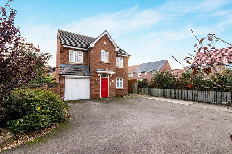 4 Bedrooms Detached House for sale in Winchester Court, North Hykeham, Lincoln, LN6