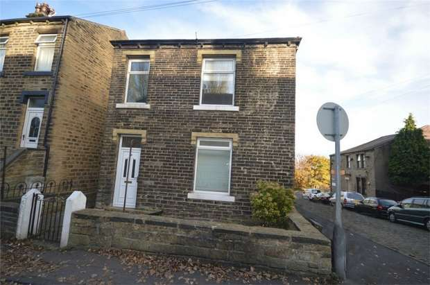 2 Bedrooms Semi Detached House for sale in Chapel Terrace, Crosland Moor, HUDDERSFIELD, West Yorkshire