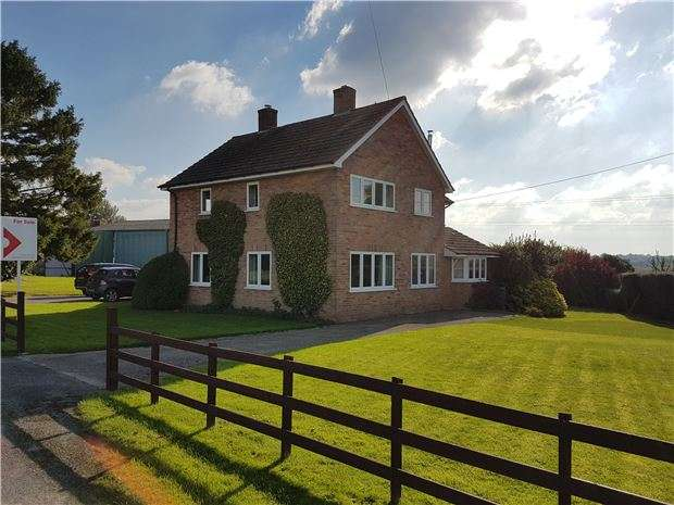 4 Bedrooms Detached House for sale in Elmore Back, Elmore, Gloucester, GL2 3ST