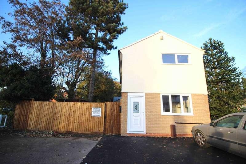 3 Bedrooms Semi Detached House for sale in Woodbank, Glen Parva