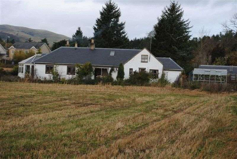4 Bedrooms Cottage House for sale in Detached Country Cottage, Carmaben Bank, Dolphinton, West Linton