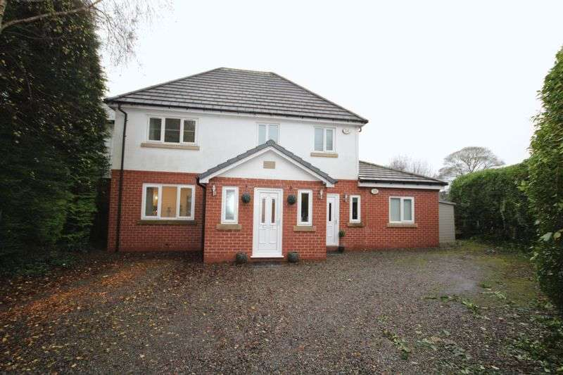 5 Bedrooms Detached House for sale in TAYLOR AVENUE, Norden, Rochdale OL11 5YL