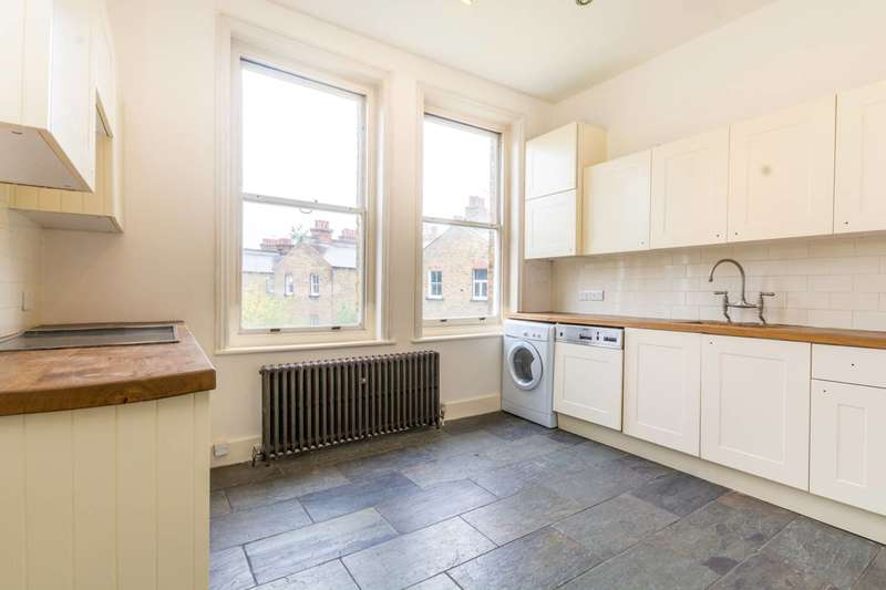4 Bedrooms Flat for sale in Wymering Road, Maida Vale, W9