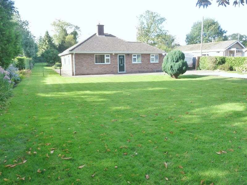 3 Bedrooms Detached Bungalow for sale in Bonthorpe Road, Willoughby, Alford