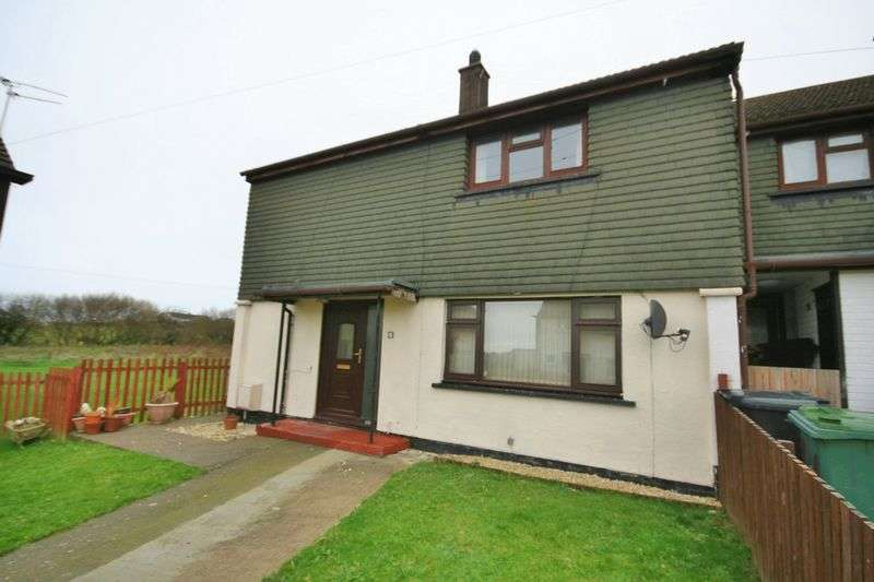 3 Bedrooms Terraced House for sale in Caergeiliog, Anglesey