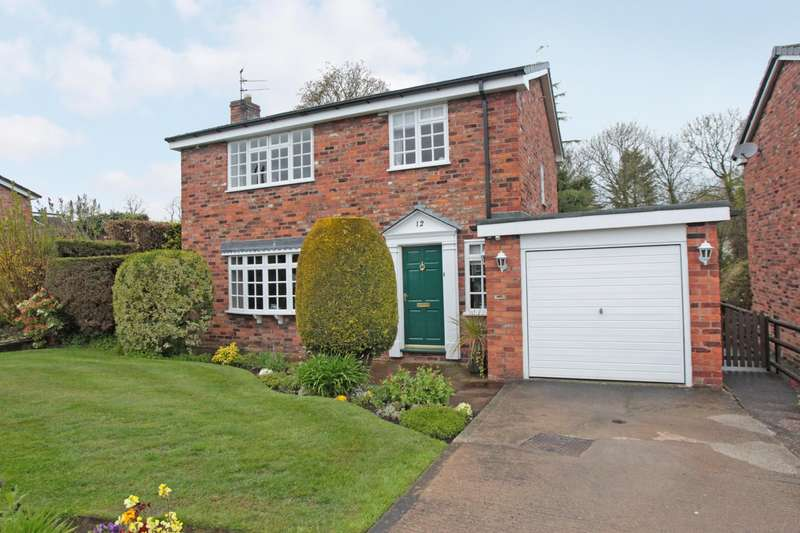 4 Bedrooms House for sale in 4 bedroom House Detached in Weaverham