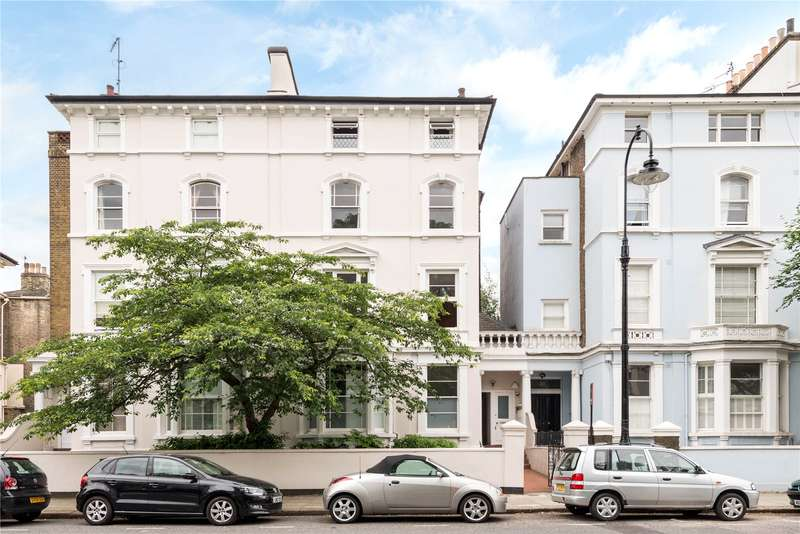 2 Bedrooms Flat for sale in Regents Park Road, London, NW1