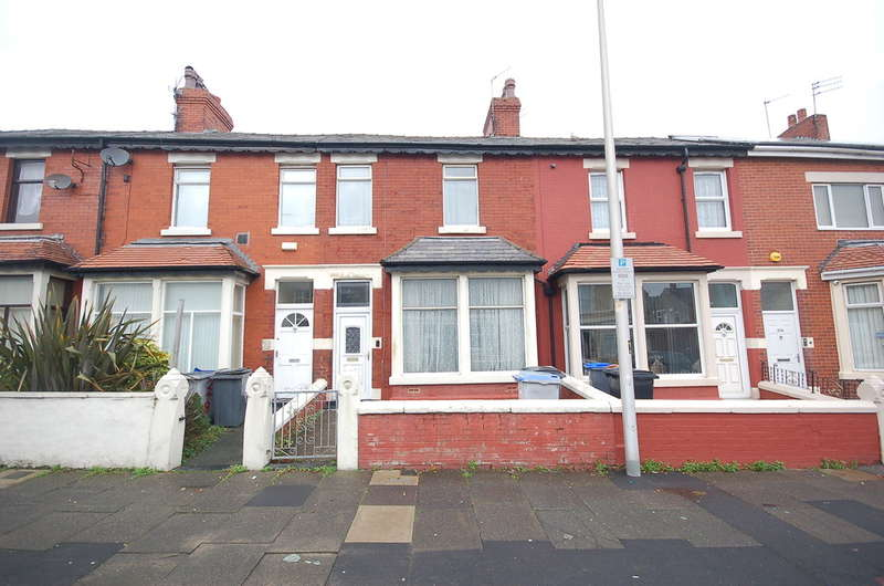 4 Bedrooms Terraced House for sale in Palatine Road, Blackpool