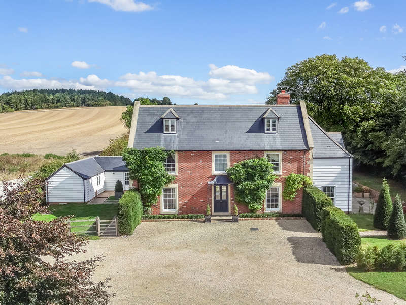 6 Bedrooms Detached House for sale in South Weston, Thame