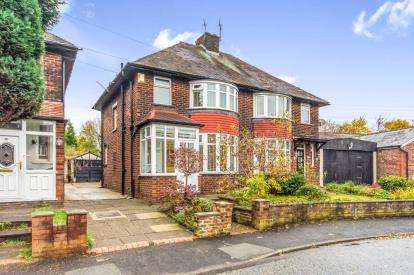 3 Bedrooms Semi Detached House for sale in Hardmans Road, Whitefield, Manchester, Greater Manchester