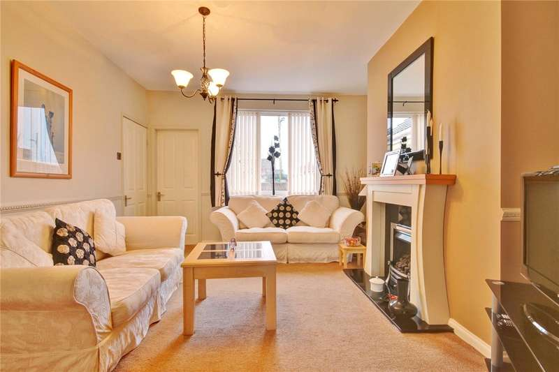 3 Bedrooms End Of Terrace House for sale in Co-operative Terrace, Coxhoe, Durham, DH6
