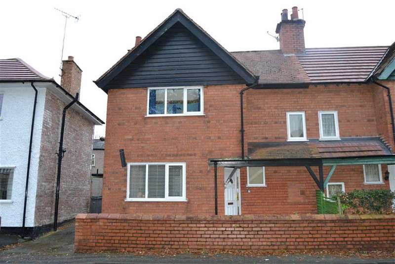 2 Bedrooms Property for sale in Ford Road, Upton, Wirral