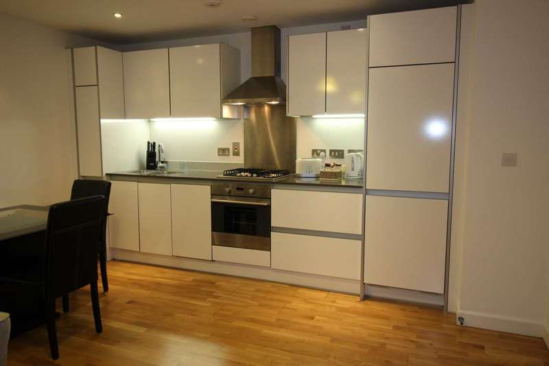 1 Bedroom Serviced Apartments Flat for rent in Halcyon, Chatham Place, Reading