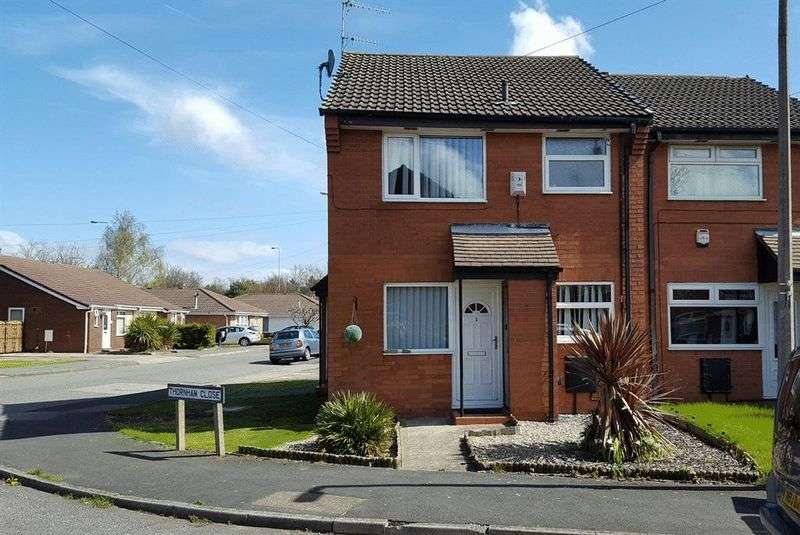 1 Bedroom Semi Detached House for sale in Thornham Close, Upton, Wirral