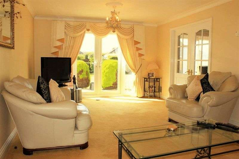 4 Bedrooms Detached House for sale in Aldwick Felds, Aldwick, PO21