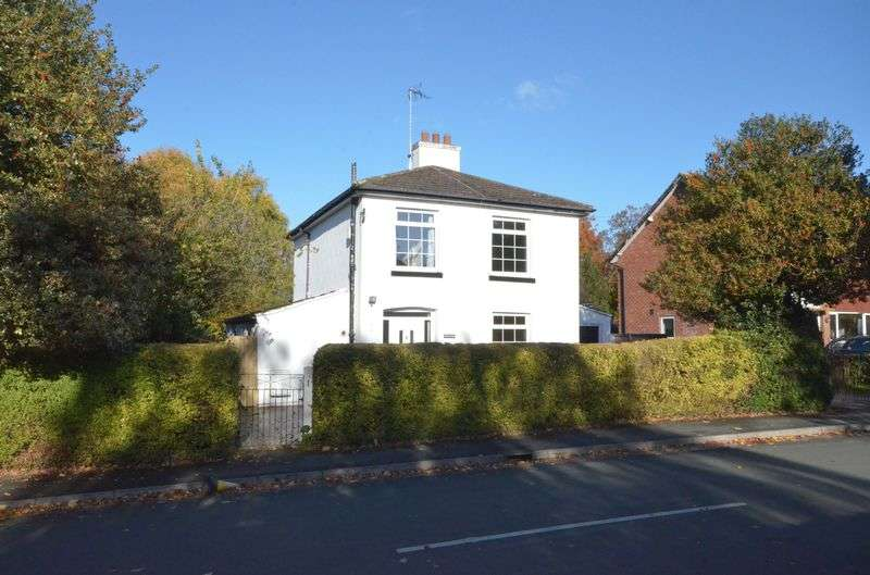 4 Bedrooms Detached House for sale in Bache Drive, Upton, Chester