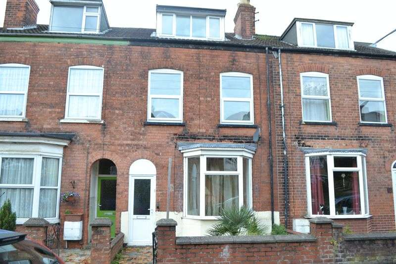 3 Bedrooms Terraced House for sale in Sandsfield Lane, Gainsborough