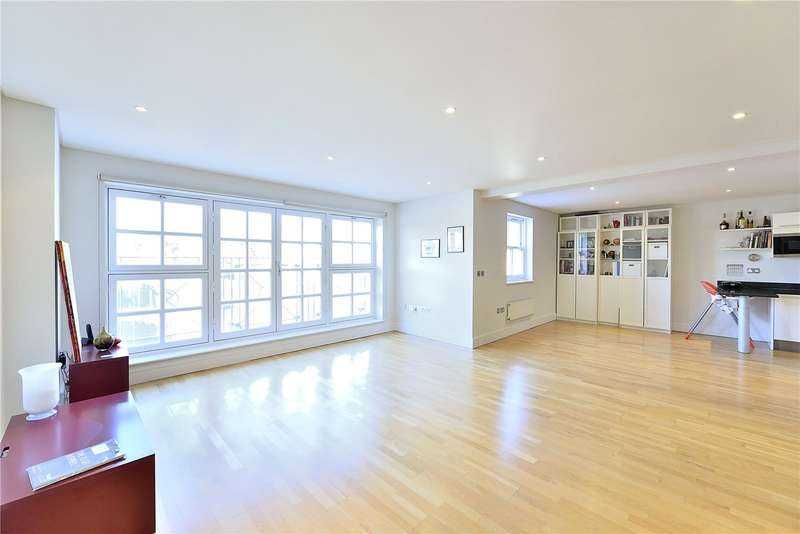 2 Bedrooms Flat for sale in Clare Lane, London, N1