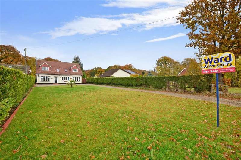 5 Bedrooms Detached House for sale in Bromley Green Road, Ashford, Kent