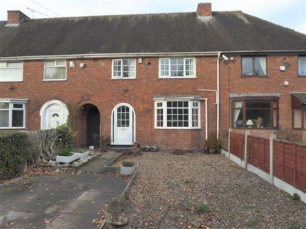 3 Bedrooms Terraced House for sale in Frankley Beeches Road, Northfield, Birmingham