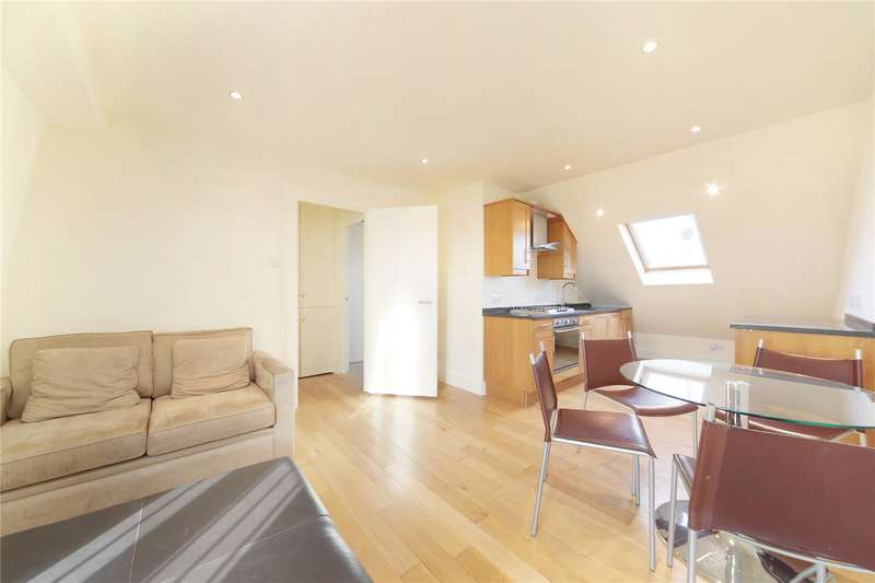 2 Bedrooms Flat for sale in Carminia Road, Heaver Estate, London, SW17