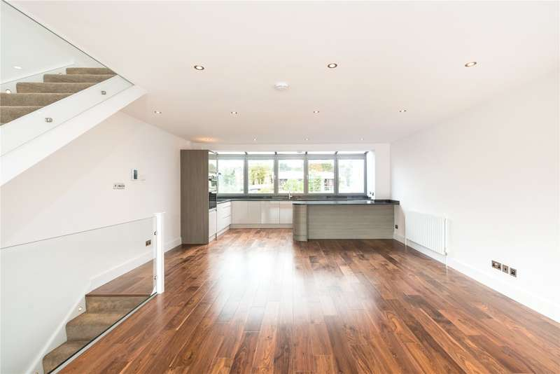 4 Bedrooms End Of Terrace House for sale in King Henrys Road, London, NW3