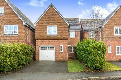 4 Bedrooms Detached House for sale in Cover Drive, Rochdale, Greater Manchester, Manchester, OL11