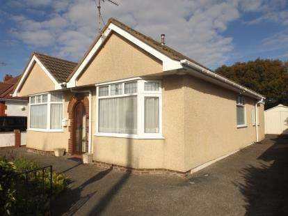 3 Bedrooms Bungalow for sale in Earlswood Avenue, Prestatyn, Denbighshire, LL19